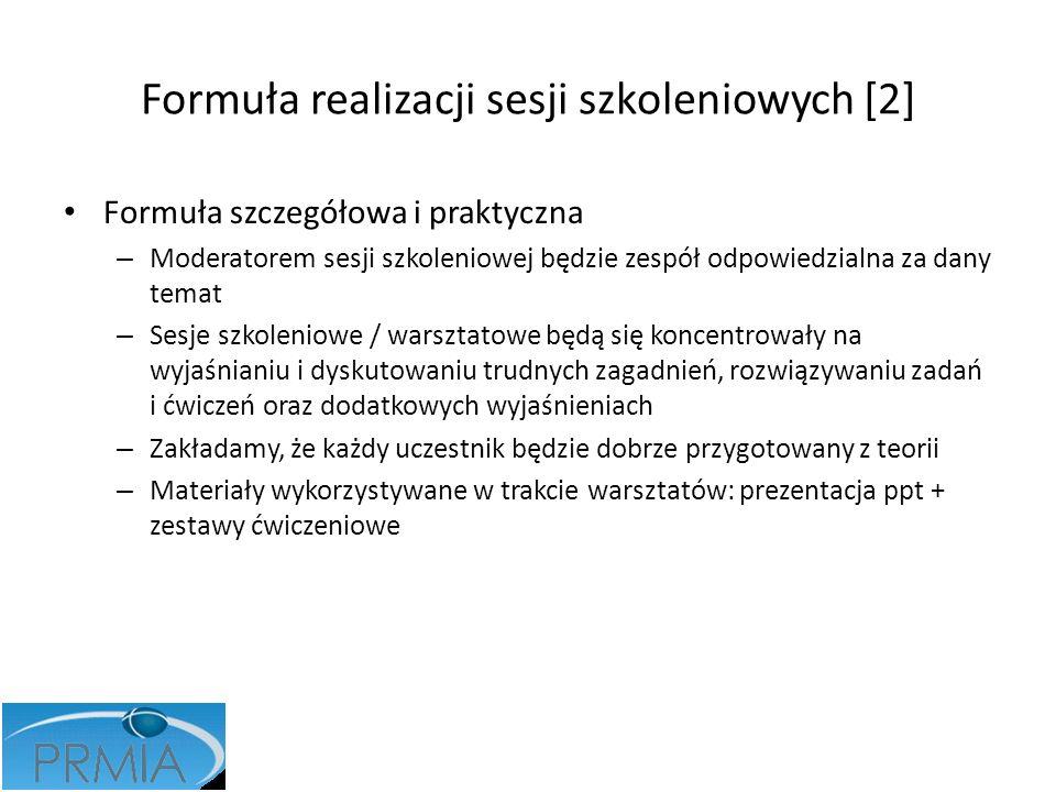 Formuła realizacji sesji szkoleniowych [2]